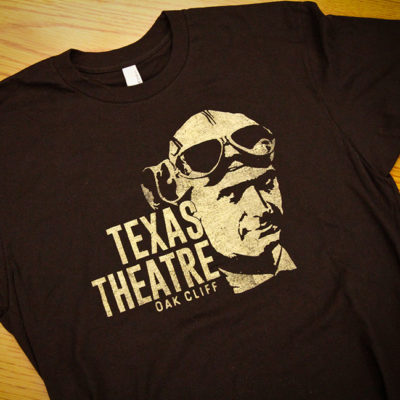 Howard Hughes Texas Theatre T-Shirt