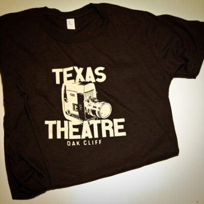 Zapruder Texas Theatre T-Shirt