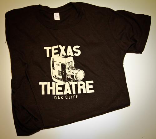 Zapruder Texas Theatre T-Shirt