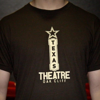 Texas Theatre Marquee T-Shirt