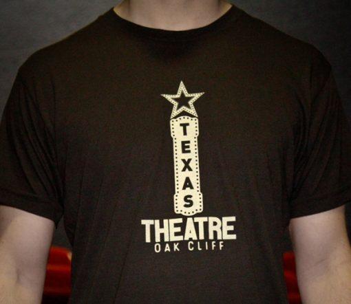 Texas Theatre Marquee T-Shirt