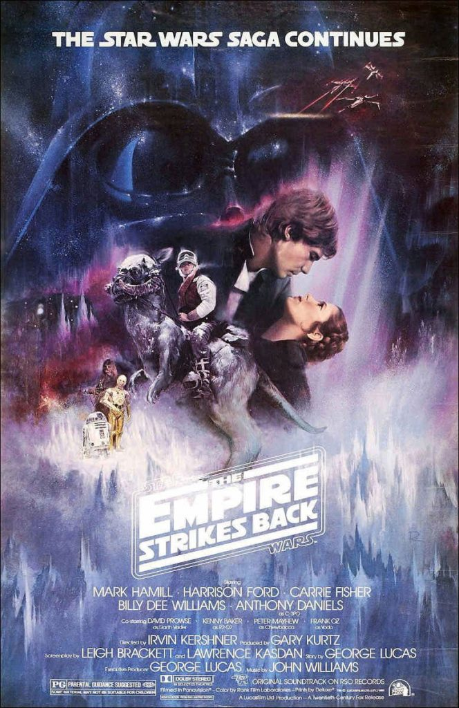 Star Wars Episode V The Empire Strikes Back At The Majestic The Texas Theatre